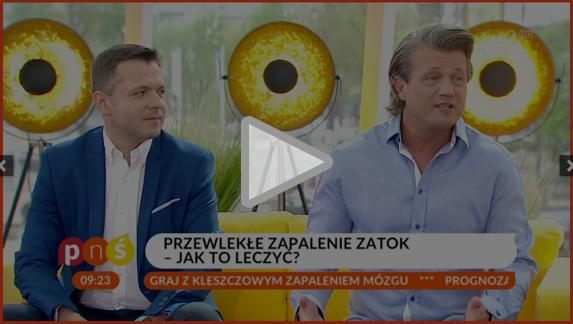 TVP Dr Glowacki Leczenie Zatok